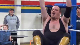 Ryan Rage and Sky Blacke vs AJ Riley and Mike Michaels