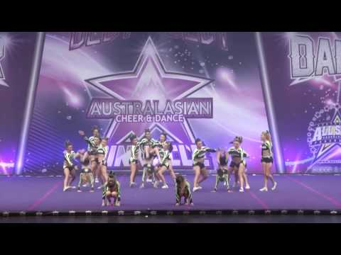 SENIOR AG LEVEL 4 LADY LEGACY - AASCF NATIONALS 2016 AUSTRALIA