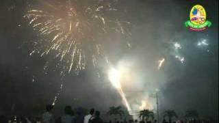 TAGUM CITY 2012 FIREWORKS DISPLAY