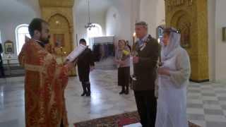 Венчание 22 04 2015 г