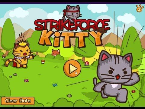 strikeforce kitty gameplay  