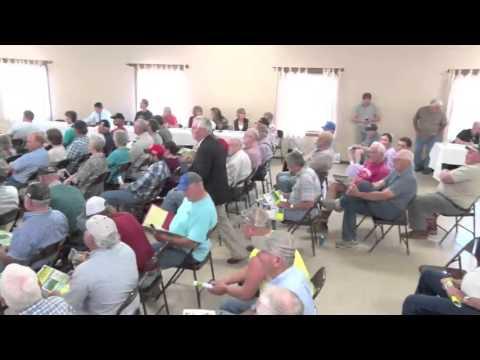 340 acre Iowa Farmland Auction
