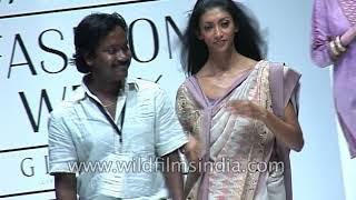 Soumitra Mondal S Debut At Lakme India Fashion Week 2007 Youtube