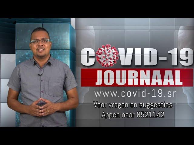 COVID-19 JOURNAAL AFLEVERING 146, DD 17 FEBRUARI 2021