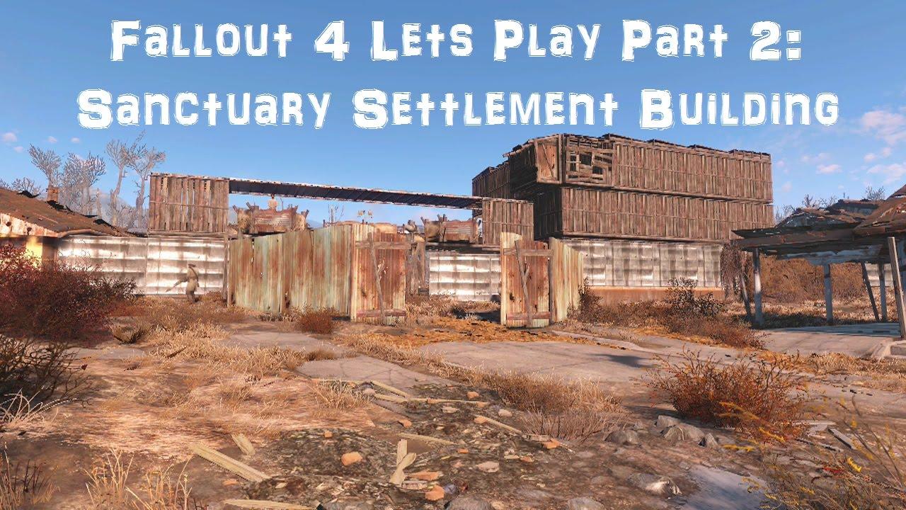 Building Bigger Mod Fallout