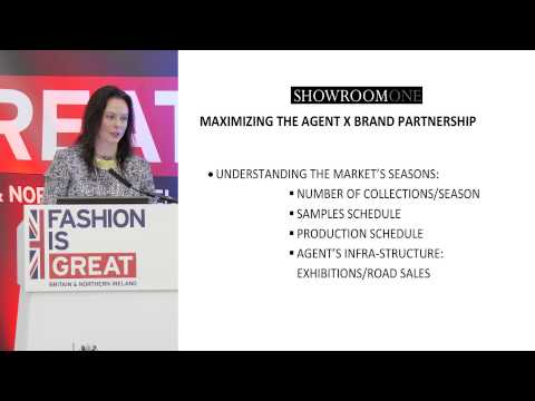 UKTI - Case study: How to get the most out of your agent