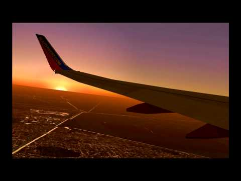 FS2004 Southwest Airlines Fort Lauderdale To Chicago Midway