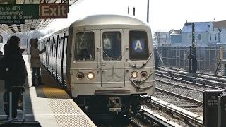 ニューヨーク市地下鉄動画集