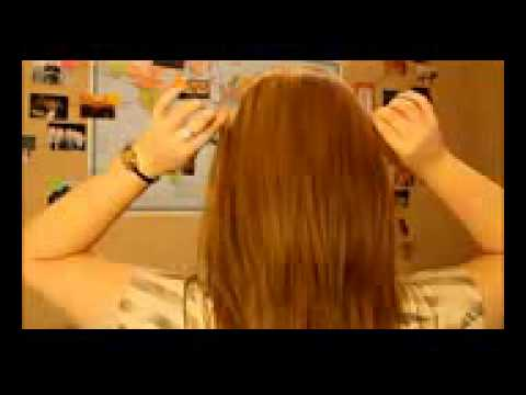 Summer Style How To Use A Banana Clip Youtube