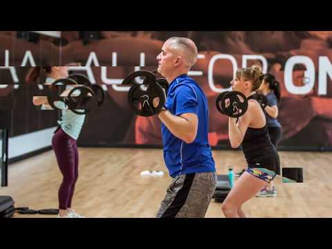 Group Exercise Classes - Xperience Fitness