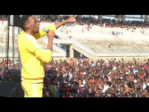 Goodluck Gozbert | Katika Tamasha la Twenzetu kwa Yesu |Shukurani