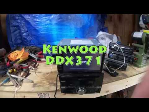 kenwood ddx371 double din review