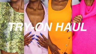 WINTER IS OVER BUT HERE'S AN AFFORDABLE  MINI HAUL ????
