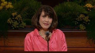 ジーン・A・スティーブンズ姉妹は,主を信じる信仰と信頼を育むことが,...