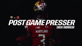 Minnesota Post Game Press Conference: Quarterback Taulia Tagovailoa