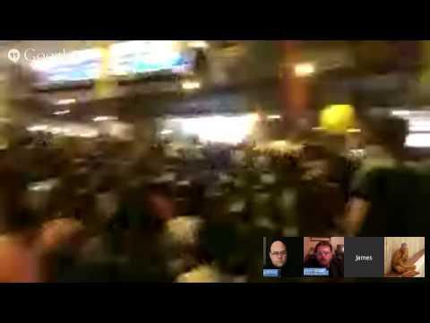 HONG KONG PROTESTS One Month Anniversary LIVE w/ James Bang
