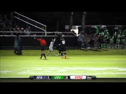 NCAA DI Soccer: Air Force at Utah Valley University