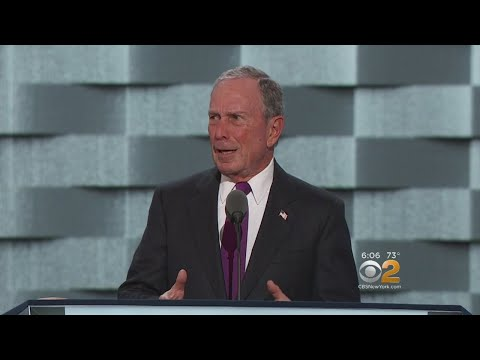 Michael Bloomberg In 2020?