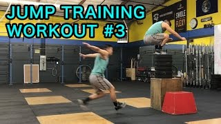 My Jump Training FULL WORKOUT (11/19/16)