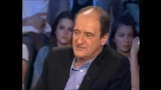 Pierre Lescure - On n'est pas couché 21 avril 2007 #ONPC