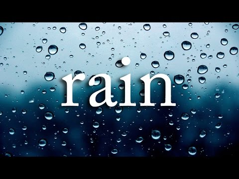 "Soft Jazz: ""Rain"" (3 Hours of Smooth Jazz Saxophone Music w/ Rain Sounds) - Relaxing and Chill Music"