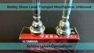 Yamaha Bobby Shew Lead Trumpet Mouthpiece: Unboxed