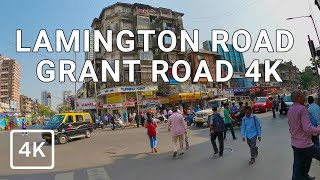 4K Walk In Lamington Road Electronic Market - Grant Road   Mumbai, IN