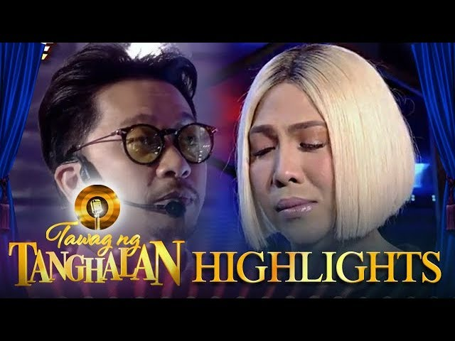 Tawag ng Tanghalan: Vice Ganda and Jhong's wedding vows