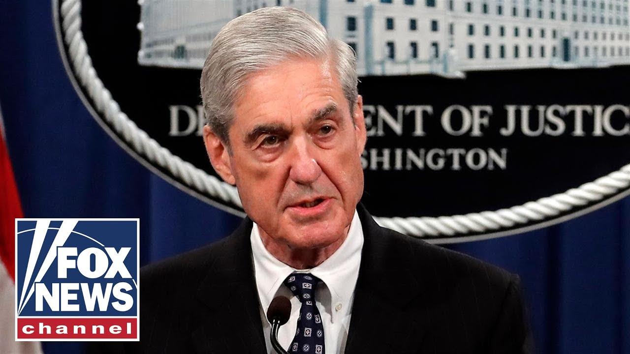 FOX News - Dershowitz reacts to new details casting doubt on Mueller report
