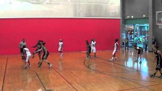 Black @ Hoops on the Hill Highlights 2013