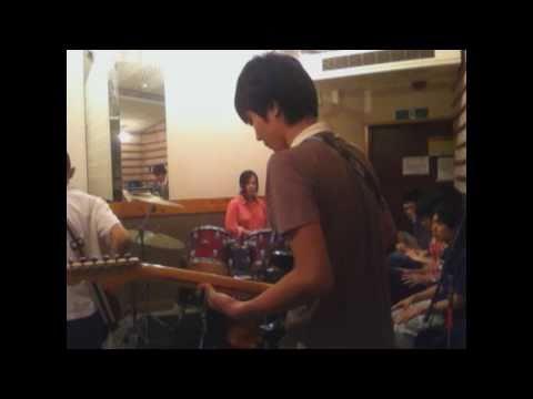 2010年夏合宿Bバンド