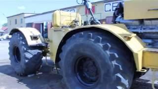 Ремонт трактора Кировец к 700 капитальный ремонт (Часть 1)