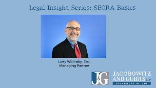 SEQRA Basics: Larry Wolinsky, Esq.