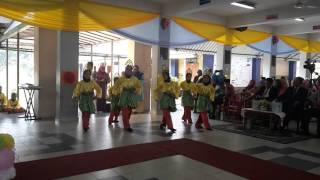 Tari Silat Melayu - Majlis Persaraan Guru Besar SK Batu Belah 9 Mac 2016
