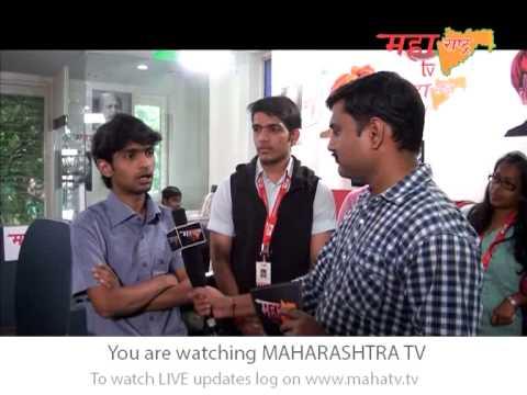 Prathamesh Parab Special Interview by Maharashtra TV
