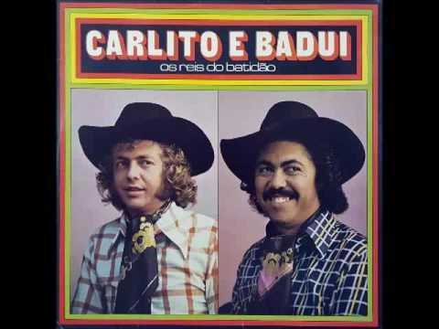 Carlito e Baduy - Menina - YouTube