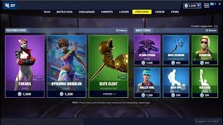 Soccer Skins Are Back! Fortnite Item Shop June 1, 2019