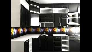 дизайн кухни 12 кв м, визуализация интерьера(Отделка и ремонт квартиры не обходится без ремонта кухни, особенно если это комплексный ремонт квартиры..., 2015-06-30T14:33:27.000Z)