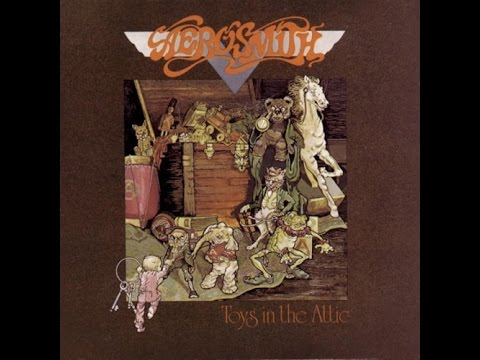 Toys In The Attic 1975 Aerosmith Album Review Youtube