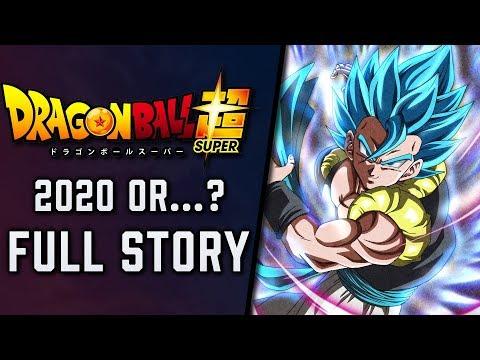 Dragon Ball Super 2020 Anime Update - FULL STORY