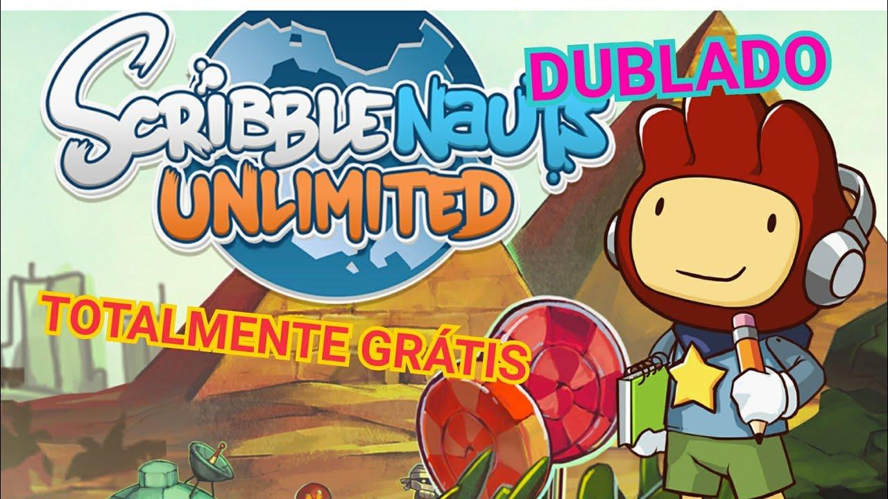 Scribblenauts unlimited download pc portugues gratis