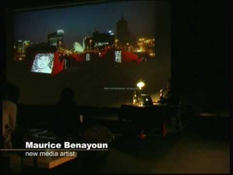 Visioni Digitali: Maurice Benayoun e Anteprima Computer Animation Festival