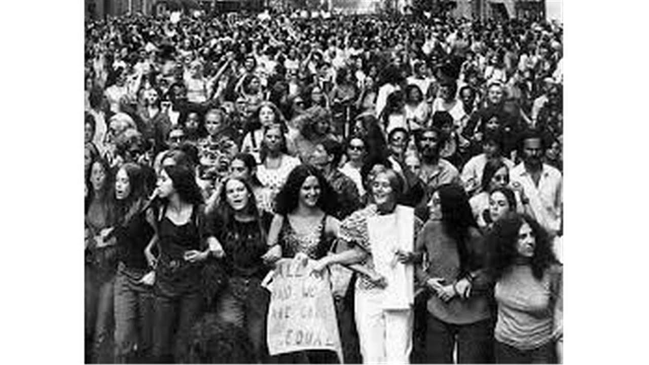 Women rights movement 1970