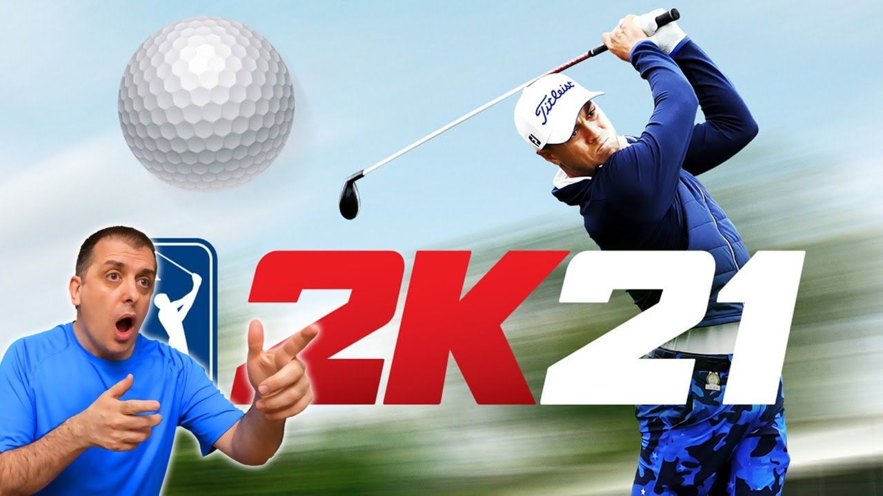 Empiezo Mi Carrera de Golf en PGA Tour 2K21