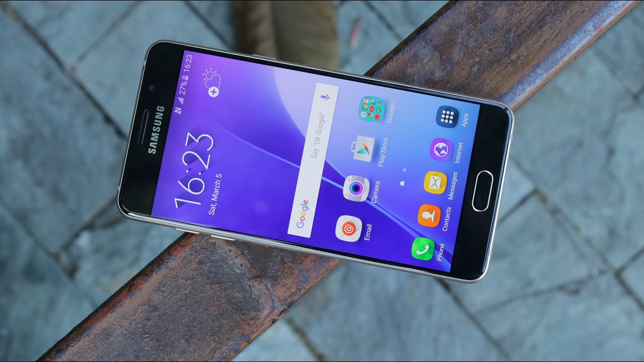 Yükle 2000x1123 Samsung Galaxy A5 2016 Full Review For parisons and written review go to manilashaker Subscribe s