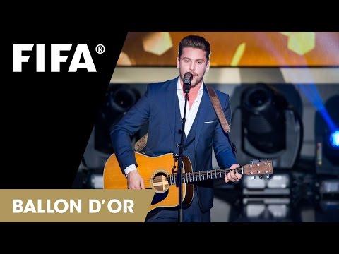Bastian Baker - '79 Clinton Street' (Live at FIFA Ballon d'Or)