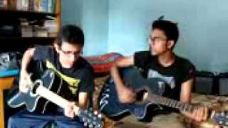 dukkho bilash unplugged(artcell)..cover Gias &Chayan