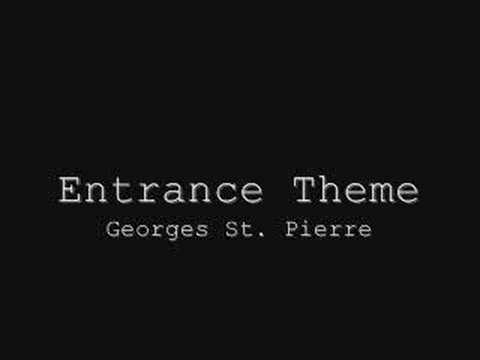 MMA Entrance Theme - Georges St. Pierre