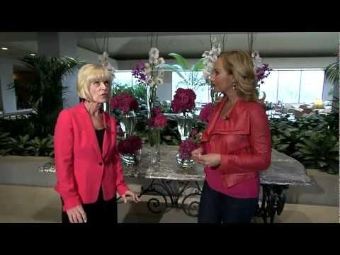 TV Host Linda Cooper features the Omni Mandalay Resort