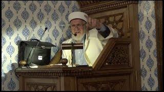 Hacı Bayram Sohbetleri (24.11.2018) Prof.Dr.M. Cevat AKŞİT Hocaefendi
